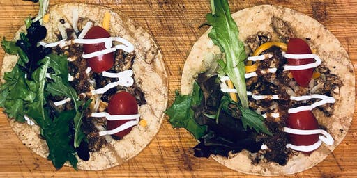 FH Jerk PopUp: Egg Rolls, Tacos, & Sliders