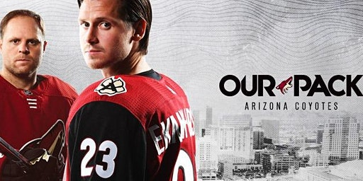 IABC Member Night with the Arizona Coyotes