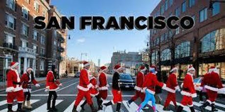 Santa Con Bond Toy Drive with the San Francisco Fire Department tickets