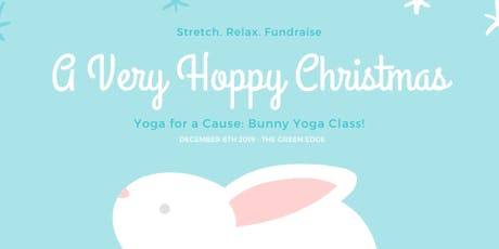 A Very Hoppy Christmas! Bunny Yoga! tickets