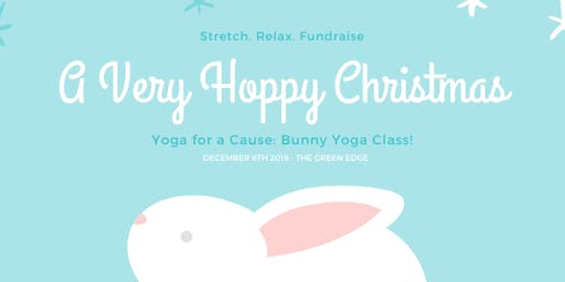 A Very Hoppy Christmas! Bunny Yoga!