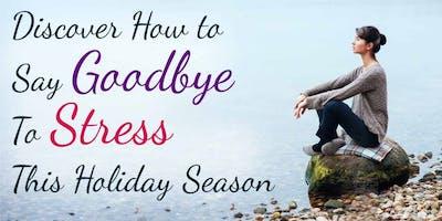 FREE Meditation & Mindfulness Holiday Survival & Stress Relief Workshop