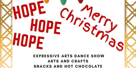 Hope Hope Hope - Christmas Giveaway tickets