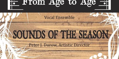 Sounds of the Season CD Release Concert