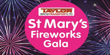 St Mary's Fireworks Gala tickets