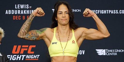 MMA and Jiu Jitsu Seminar with UFC and Invicta FC Veteran Juliana Lima