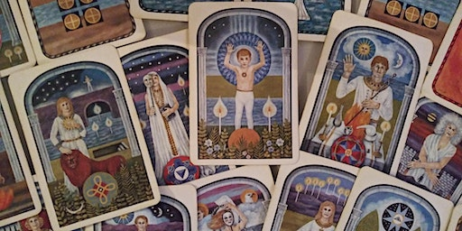 New Year New You Tarot Reading at The National Portrait Gallery