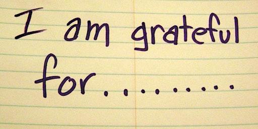 Attitude of Gratitude Seminar