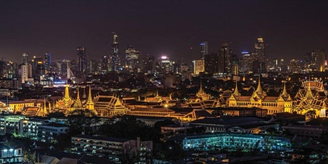 Thailand OpenGov Leadership Forum 2020 billets
