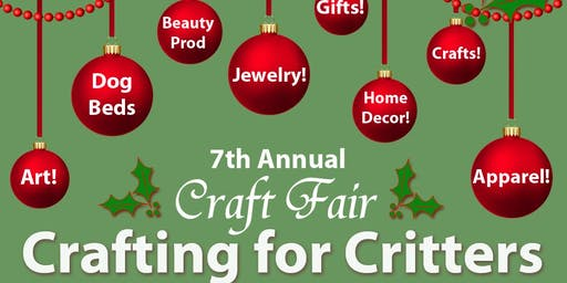 Crafting for Critters Christmas Craft Fair
