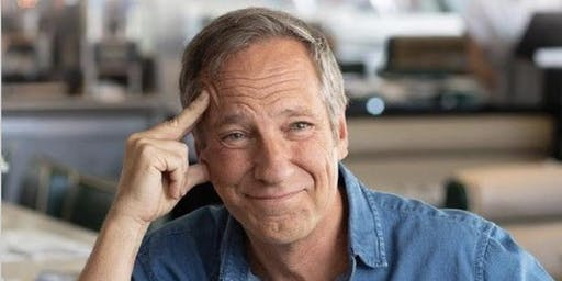 An Evening  with Mike Rowe at the Arcraft Theatre