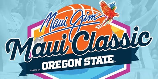 Maui Jim Maui Classic Women's basketball tournament- THURSDAY Dec 19, 2019