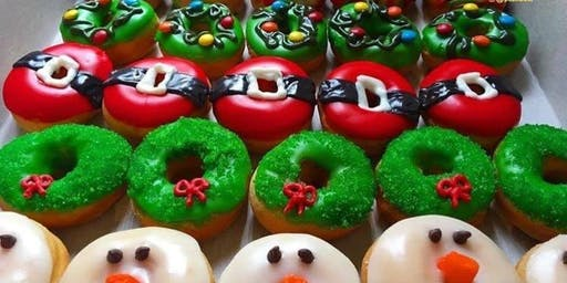 Holiday Donut Tour