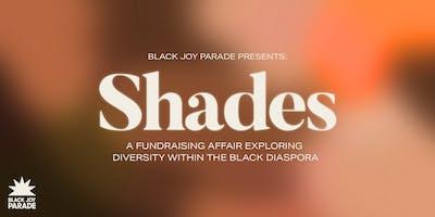SHADES: a fundraising affair exploring diversity within the black diaspora