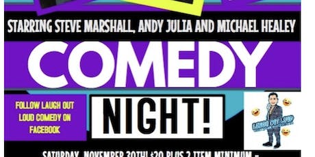 Comedy Night at Mike's Dakota Diner tickets