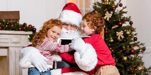 Photos w/ Santa & Cookie Decorating!