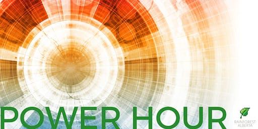 Power Hour November 19 - Rainforest YYC