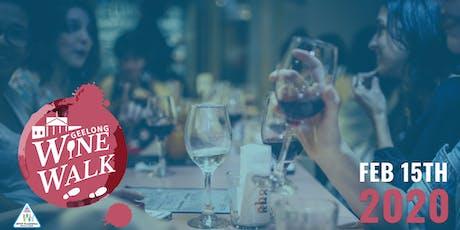 APCO Foundation Geelong Wine Walk 2020 tickets