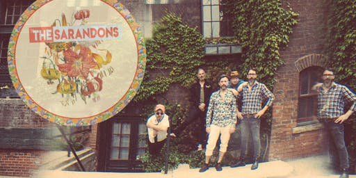 The Sarandons - Record Release Party with Singles & Dickson Bonfield