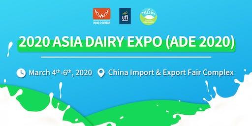 Asia Dairy Expo 2020