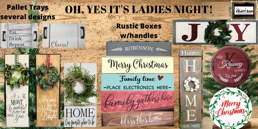 *PRIVATE EVENT -INVITE ONLY*  Oh yes, it's Ladies Night!!