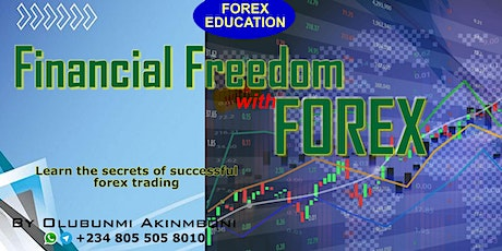 Financial Freedom with Forex Education tickets