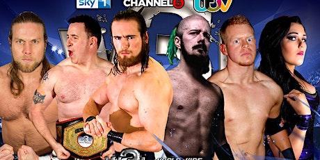 W3L Wrestling Showdown - Broxburn tickets