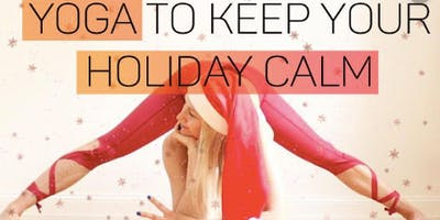 FREE Yoga Meditation & Mindfulness Holiday Survival & Stress Relief Forum