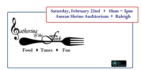 Gathering of the Fork Food and Music Festival ~ Raleigh tickets