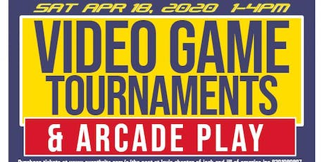 Jack and Jill Video Game Tournament & Play tickets