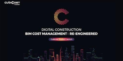 DIGITAL CONSTRUCTION - BIM Cost Management : Re-Engineered (Johor Bahru)