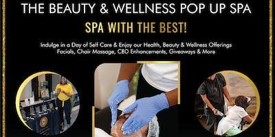 The Beauty & Wellness Pop Up Spa