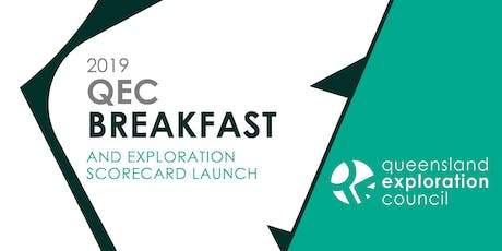 2019 QEC Breakfast and Exploration Scorecard launch tickets