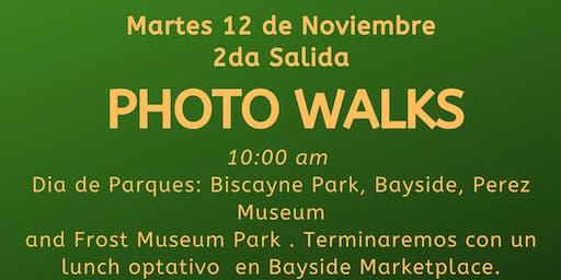 PHOTO WALKS - 2 da Salida