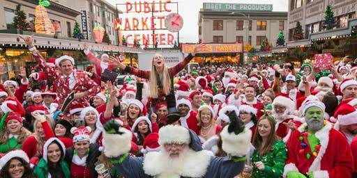 Seattle SantaCon 2019