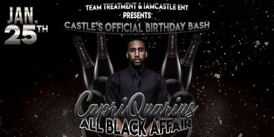 """CapriQuarius """"All Black Affair"""""""