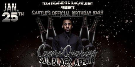 """CapriQuarius """"All Black Affair"""" tickets"""