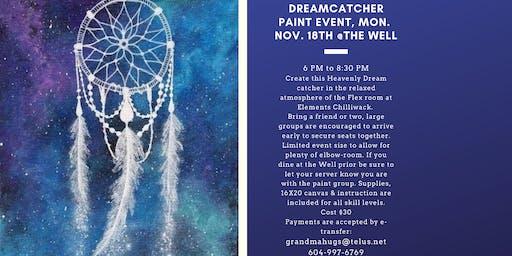 Dream catcher Paint Event