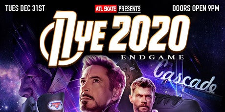 NYE2020 ATL SKATE PARTY tickets