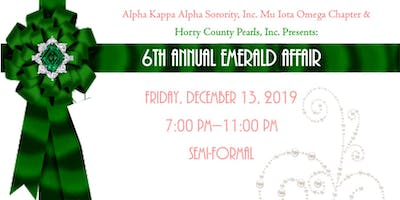 6th Annual Emerald Gala