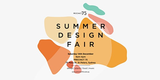 Precinct 75 Summer Design Fair (Christmas)