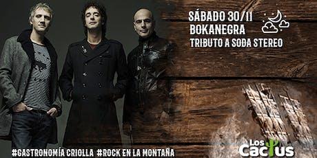 Soda Stereo por Bokanegra  tickets