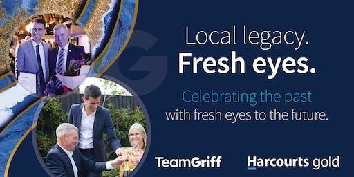 Team Griff Client Appreciation Evening