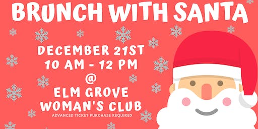 Elm Grove Santa Brunch