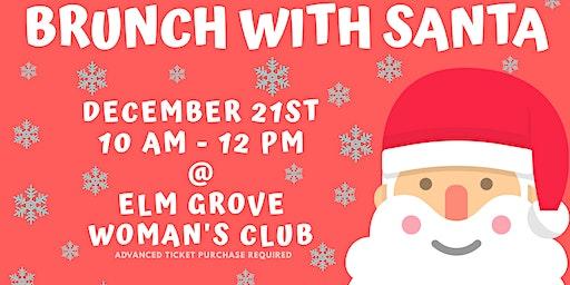 Elm Grove Santa Brunch