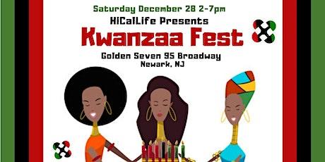 HiCalLife Kwanzaa Fest '19 tickets