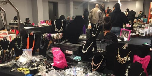 AFRICAN AMERICAN BUSINESS EXPO -HOLIDAY SHOPPING EXTRAVAGANZA