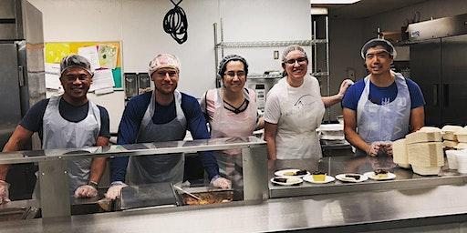Serve Dinner at Faith Mission Community Kitchen - 12/23/19