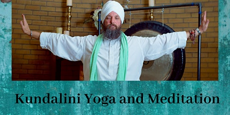 Kundalini Yoga, Meditation, and Gong on So. Jackson tickets