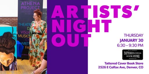 Artists' Night Out: SPECIAL EDITION